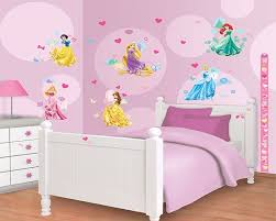 Disney Bedroom Wall Stickers Wall Sticker Disney Princess Decor Kit Walldesign56 Wall Decals