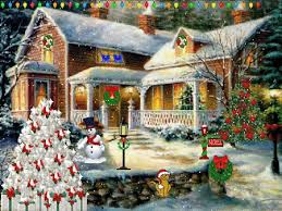 christmas house houses u0026 architecture background wallpapers