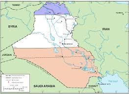 Iraq On World Map Iraq Map And Iraq Satellite Images