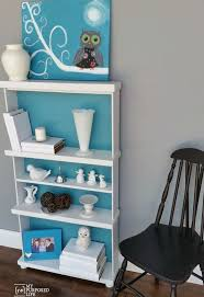 repurposed chest of drawers to bookshelf hometalk