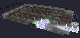 undercover and indoor car park lighting design guide enlighten