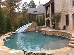 backyard oasis pools free form pool st marlo