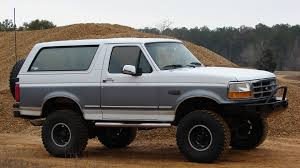 ford bronco concept 03fx4af 1995 ford bronco specs photos modification info at cardomain
