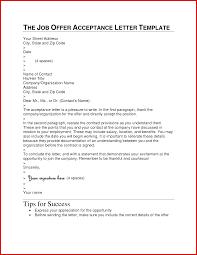 fresh acceptance letter pdf mailing format