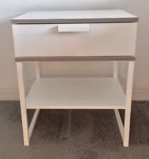 Ikea Bedside Tables Ikea Bedside Table Ebay