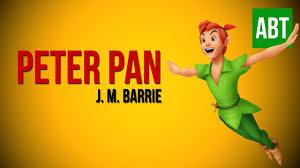peter pan j m barrie full audiobook youtube