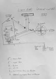 install sunyee cree 126w light bar sg ii forester page 9