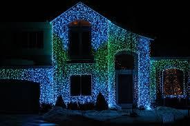 decoration outdoor laser lights green