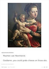 Ugly Baby Meme - this tumblr dedicated to ugly babies in renaissance paintings is