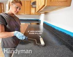 Resurface Kitchen Countertops by How To Paint Laminate Kitchen Countertops Laminate Kitchen