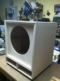 Diy Bass Cabinet Bass Speaker Cabinet By Popsnsons Lumberjocks Com