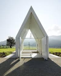 super minimalist chapel in clean and modern design u2013 maria