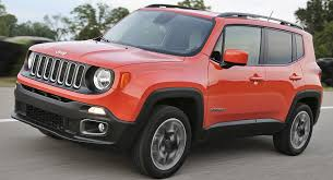 Interior Jeep Renegade 2018 Jeep Renegade Gains An Updated Interior And New Standard