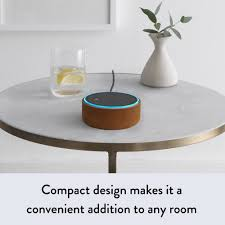 amazon com certified refurbished echo dot 2nd generation