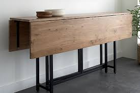 crate and barrel dining room tables how to buy a dining or kitchen table and ones we like for under