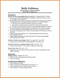 Resume Samples Of Teachers by Teacher Resume Template Sop Proposal