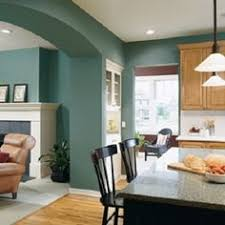 loch blue paint color sw 6502 by sherwin williams view interior