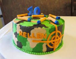 camoflauge cake nerf camouflage cake cakecentral