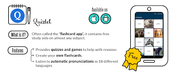 best flashcard app android infographic the best android and ios apps for students