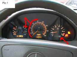 check engine light bulb burned out replacing dash bulbs on c280 mercedes benz forum