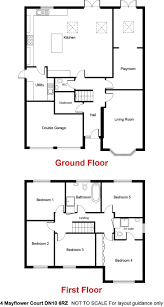 mayflower floor plan 5 bedroom detached house for sale in 4 mayflower court