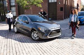 2017 toyota yaris ia reviews and rating motor trend