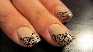 konad stamping nail art tutorial elegant eye catching nails