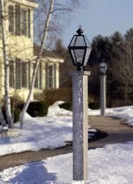 Solar Post Lights Outdoor by Best Flood Lights For Home Impressive Garden Lamp Post Outdoor
