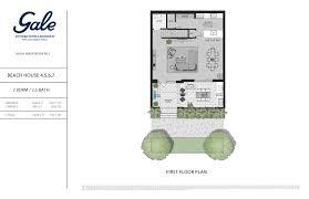 the gale floor plan gale residences fort lauderdale beach beach house 4 5 6 7