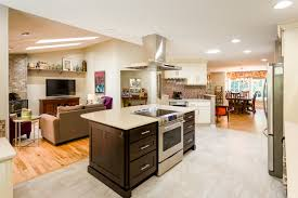 kitchen island with oven wood countertops kitchen island with stove and oven lighting