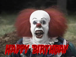 Halloween Birthday Meme - scary birthday so that s really the birthday rundown not too much