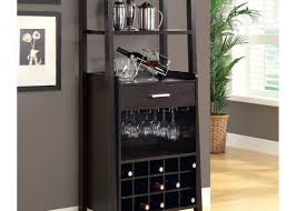bar furniture kitchen interior wonderful dark brown wood glass