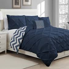 Pinched Duvet Cover Harper 3 Piece Duvet Set By Blissliving Home Hayneedle