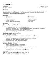Certified Forklift Operator Resume Sample Resume Certified Forklift Operator Sales Lewesmr Plant