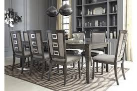 9 dining room set chadoni 9pc dining set by furniture d624 home elegance usa