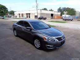 altima nissan 2015 2015 nissan altima 2 5 s for sale in houston tx stock 15208
