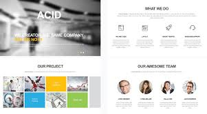 free download layout company profile free company profile template powerpoint stock powerpoint templates