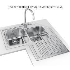 stainless corner sink franke corner sinks for kitchens kitchen sink