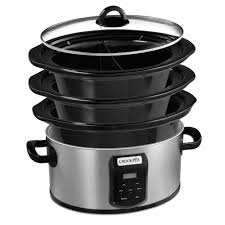 crock pot choose a crock programmable slow cooker bed bath beyond personalization is required to add item to cart or registry