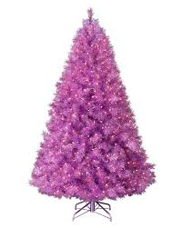 christmas tree purple christmas tree treetopia