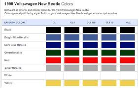 your new beetle your color what u0027s it called newbeetle org