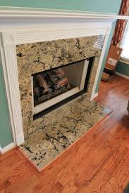 granite fireplace our handy work pinterest granite fireplace