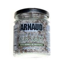 les herbes de cuisine sea salt with herbes de provence olives arnaud le moulin de