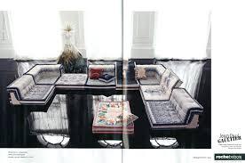 craft line up roche bobois high end furniture meets textiles