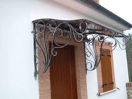 tettoia in ferro battuto tettoie tettoie in ferro battuto tettoia per terrazzo tettoia