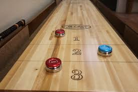 How Long Is A Shuffleboard Table by Regulation Shuffleboard Table Size Home Design Ideas And Pictures