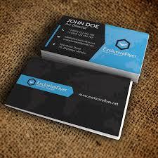 simple business card u2013 premium business card template