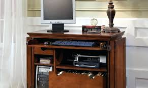 Computer Desk With Filing Cabinet Cheap Computer Desks 20 Top Diy Computer Desk Plans That Really