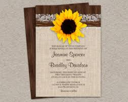 sunflower wedding invitations sunflower wedding invitations dhavalthakur