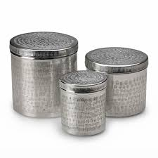 kitchen storage canisters sets buy kitchen storage canisters set of 3 online oxfam shop